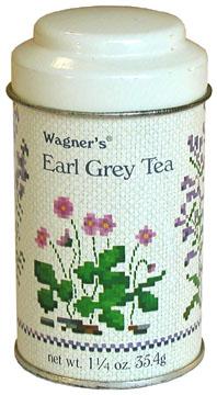 World of Tea Caddy